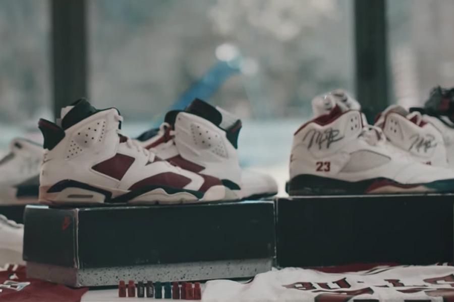'S werelds meest zeldzaamste Jordan collectie!