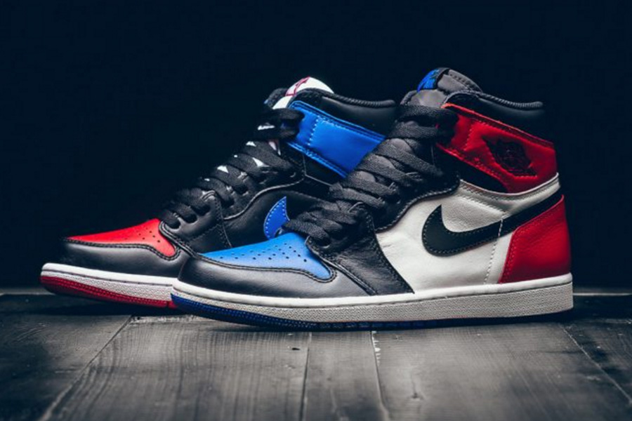 Nike Air Jordan 1 Top 3!