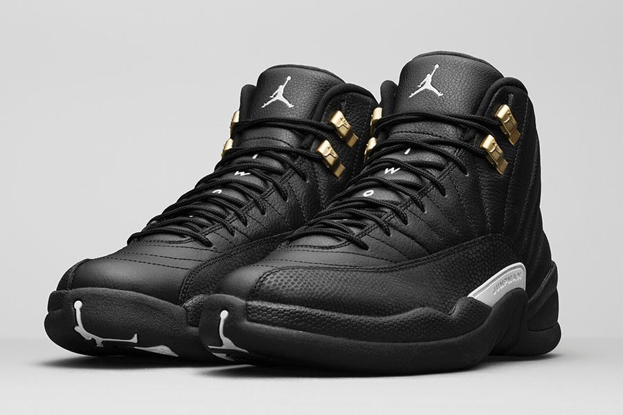 Release: Jordan XII 'The Master'