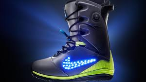 Lunarendor QS LED snowboard boots